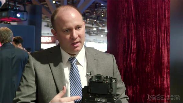 Inputs and Outputs: NAB 2014: A First Look at Panasonic's GH4