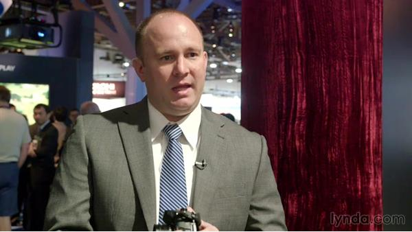 Formats: NAB 2014: A First Look at Panasonic's GH4