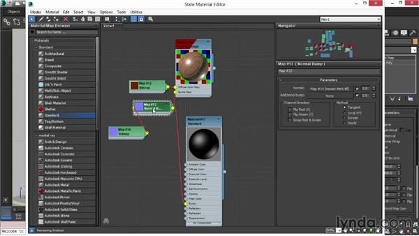 Lighting a custom specular pass for sparkle: Rendering Interiors in 3ds Max
