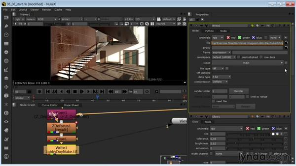 Rendering the composited images: Rendering Interiors in 3ds Max