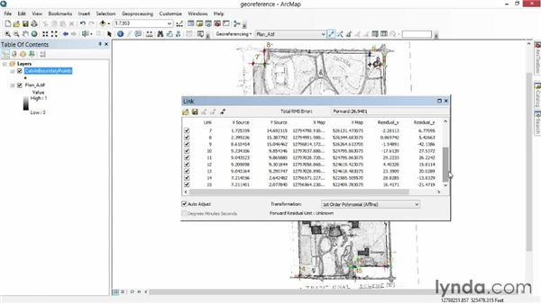 Adding scanned images to a spatial database: Real-World GIS