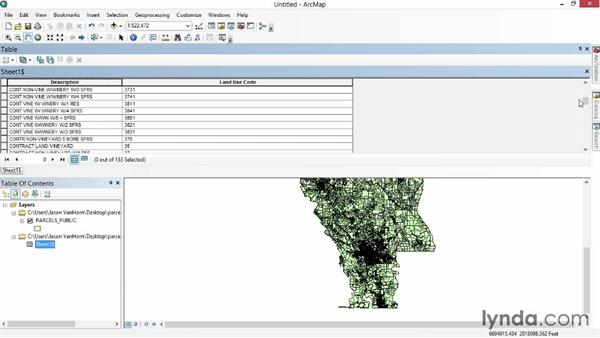 Solution: Isolate the data: Real-World GIS