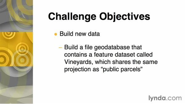 Challenge: Build new data: Real-World GIS