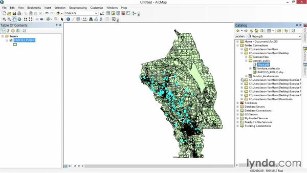 Solution: Build new data: Real-World GIS