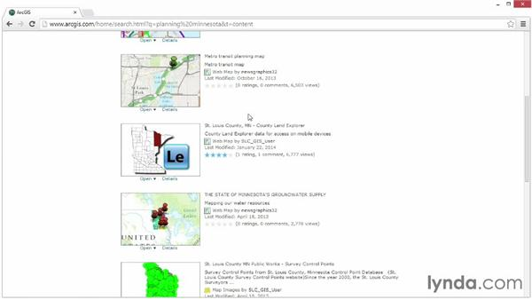 Using ArcGIS.com efficiently in the client: Real-World GIS