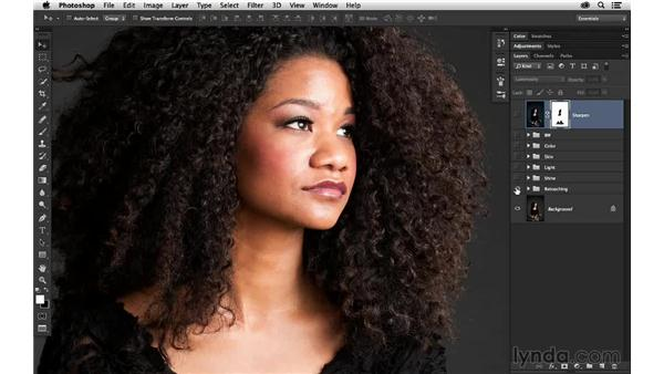 Review: Portrait Project: Retouching a Studio Portrait
