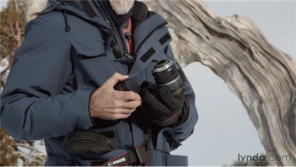 Varying focal lengths and lenses: Travel Photography: Mountains and Snow Landscapes