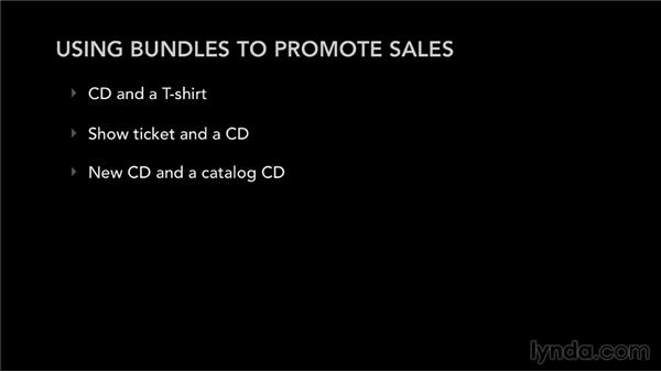 Using bundling to promote sales: Selling Music: MP3s, Streams, and CDs