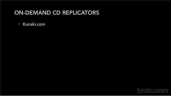 Making a limited run of CDs: Selling Music: MP3s, Streams, and CDs