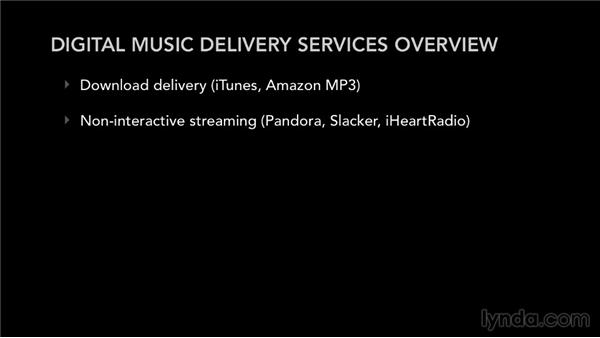 An overview of digital music delivery services: Selling Music: MP3s, Streams, and CDs