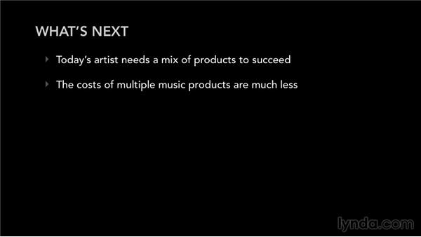 What's next?: Selling Music: MP3s, Streams, and CDs