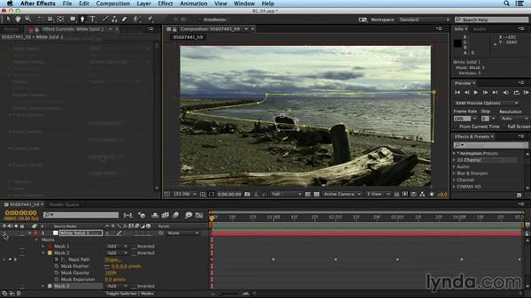 Welcome: Up and Running with the Foundry CameraTracker for After Effects