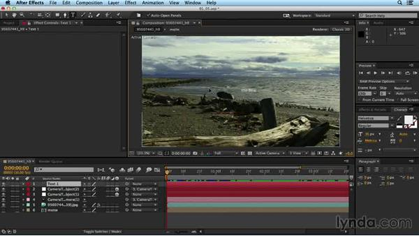 Testing the solve: Up and Running with the Foundry CameraTracker for After Effects