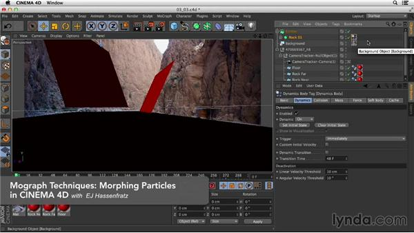 Creating a 3D simulation: Up and Running with the Foundry CameraTracker for After Effects