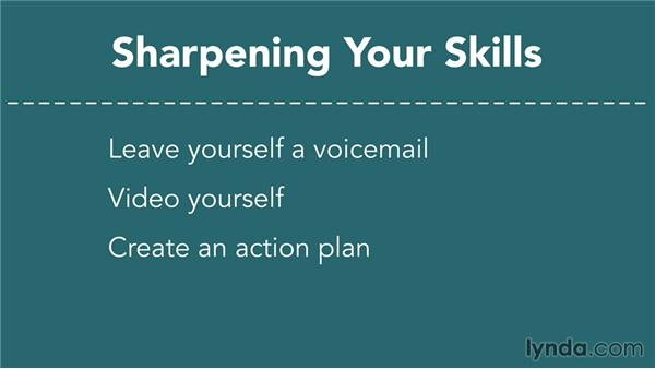 Sharpening your skills: Presentation Fundamentals