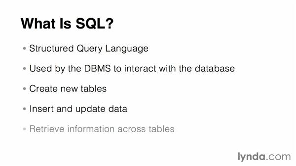 Getting to know your relational database management system (RDBMS) options: Relational Database Fundamentals