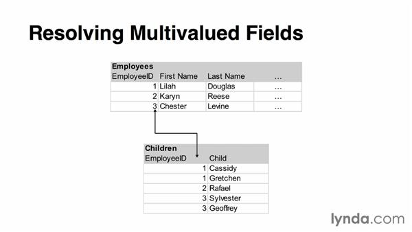 Maintaining a consistent structure: Relational Database Fundamentals