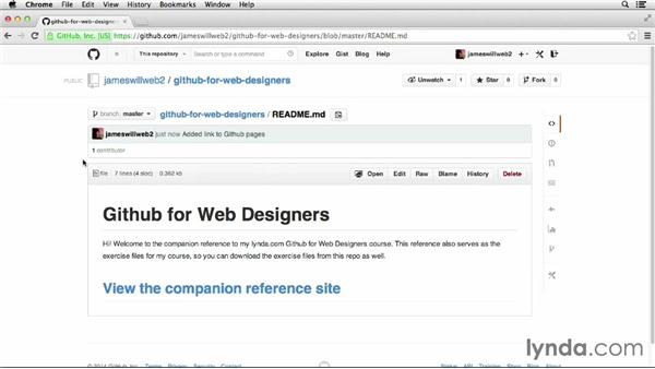 Deleting branches: GitHub for Web Designers