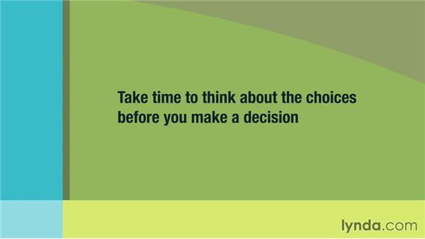 Making tough decisions: Management Tips