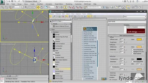 Welcome: Creating Product Shots in 3ds Max