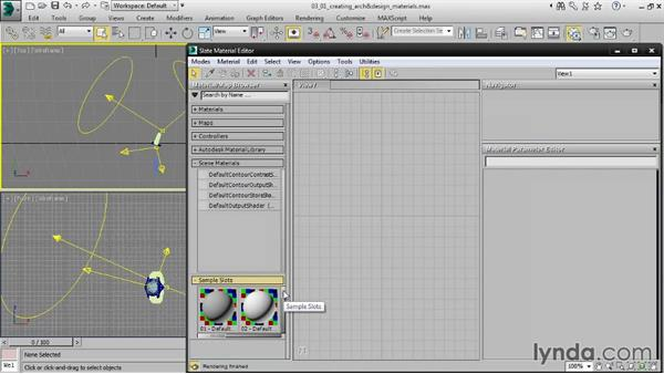 Creating Arch & Design materials: Creating Product Shots in 3ds Max