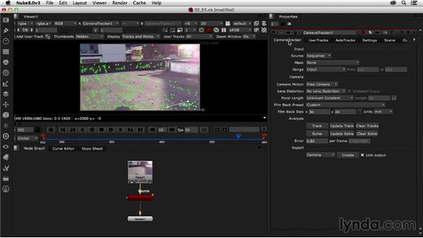 Setting up the scene and establishing scale: Creating a Show Open in Nuke X and CINEMA 4D