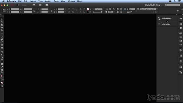 Updating Digital Publishing Suite (DPS) tools and making a workspace: Designing a Digital Magazine