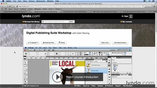 Goodbye and next steps: Designing a Digital Magazine