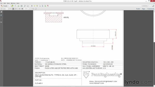 Reference documents and data sheets: Sheet Metal with SOLIDWORKS: Enclosure Design Project