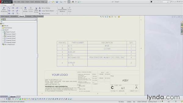 Preparing for manufacturing: Sheet Metal with SOLIDWORKS: Enclosure Design Project