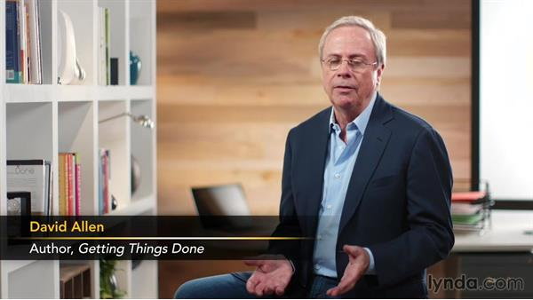 Welcome: Getting Things Done
