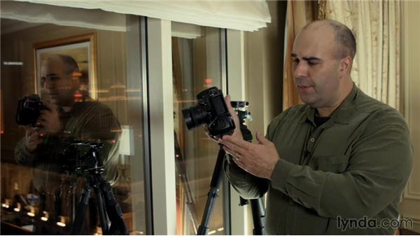 Staging the camera: Shooting a Time-Lapse Movie from a Window