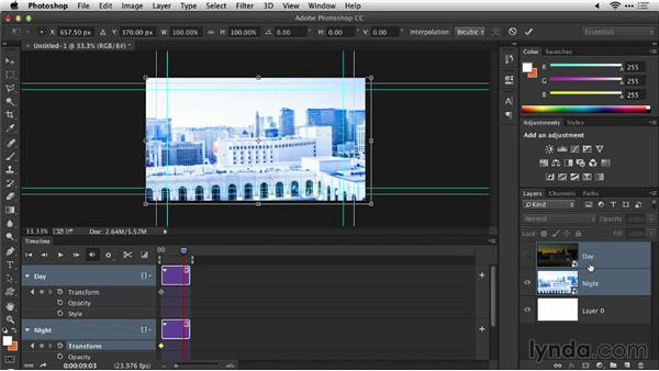 Exporting an image sequence: Shooting a Time-Lapse Movie from a Window