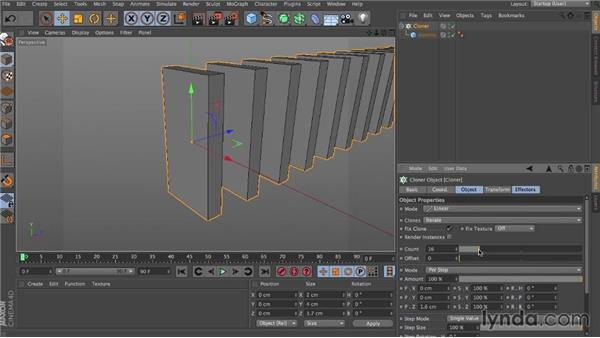 MoGraph: Dynamics in CINEMA 4D