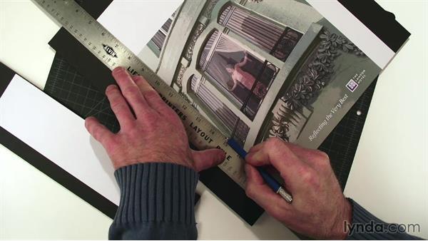 Preparing the presentation: Designing a Print Ad