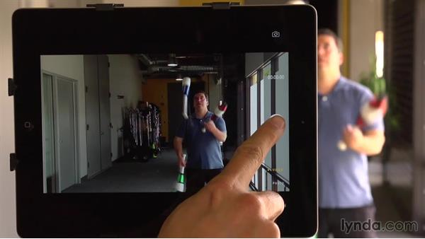 Welcome: iMovie for iOS Essential Training