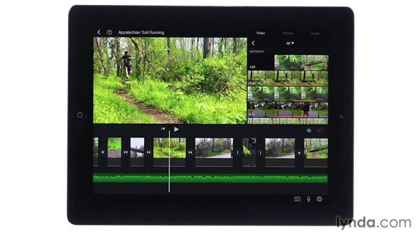 Goodbye: iMovie for iOS Essential Training