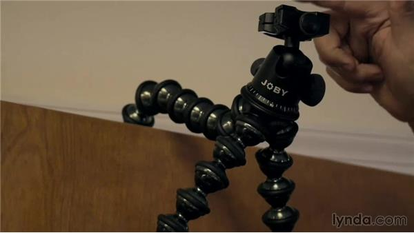 Mounting a DSLR to a micro tripod: Video Gear Weekly