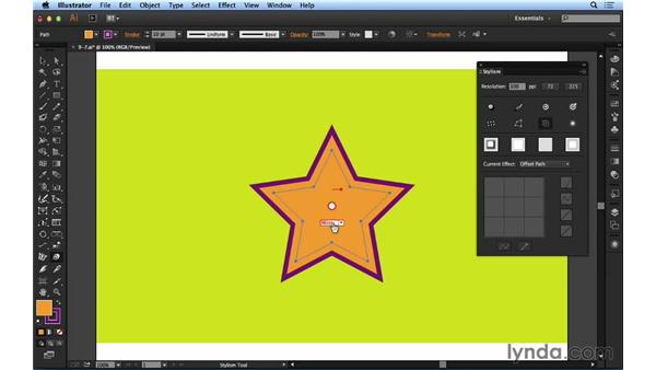 Working with Offset Path: Up and Running with Astute Graphics for Illustrator