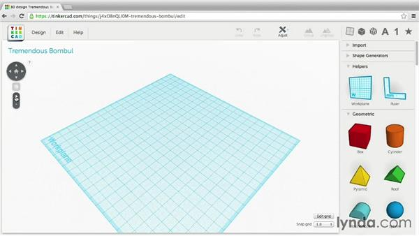 Introducing Tinkercad: 3D Printing Project: Designing a Replacement Part