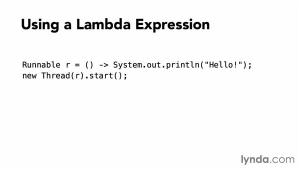 Understanding lambda expressions and method references: Java SE 8 New Features