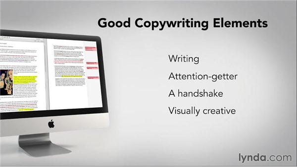What is copywriting?: Writing Marketing Copy