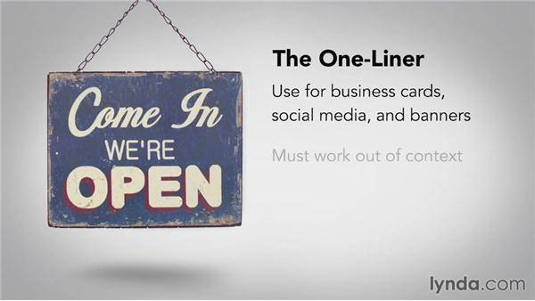 Types of marketing copywriting: Writing Marketing Copy
