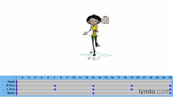 Animating the head: Character Animation: Locomotion