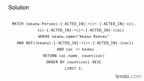 Solution: Find Keanu's missing coworkers: Up and Running with Neo4j