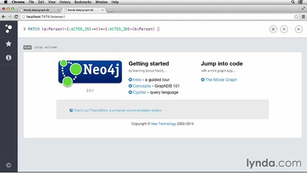 Solution: Adding multiple relationships: Up and Running with Neo4j