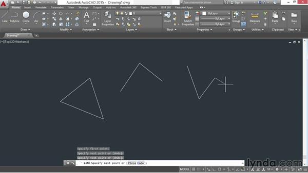 Welcome: AutoCAD 2015 Essential Training