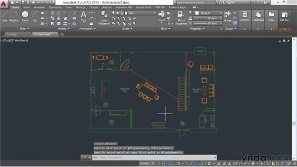Editing xrefs in place: AutoCAD 2015 Essential Training