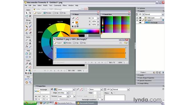 Creating and exporting custom color palettes: Studio 8 Web Workflow