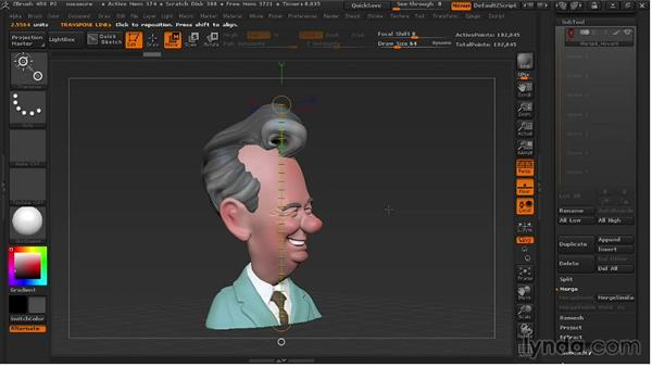 Welcome: 3D Printing with ZBrush